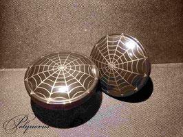 """Tankdeckel """"Spinnennetz"""" für Harley-Davidson"""
