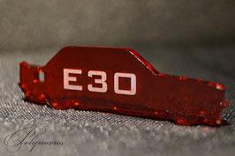 E30 Limousine BMW Schlüsselanhänger