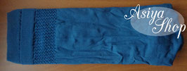 Armstulpen Mittelblau