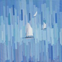 Fred Abuga, »Into the blue«