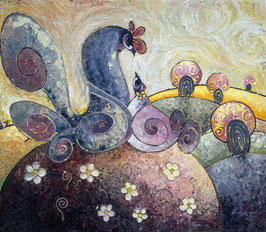 Jude Kasagga, »Lover's garden«