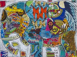 Patricia Njeri, »One Elephant«