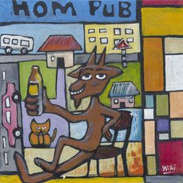 Wycliffe Opondo, »Hom pub«