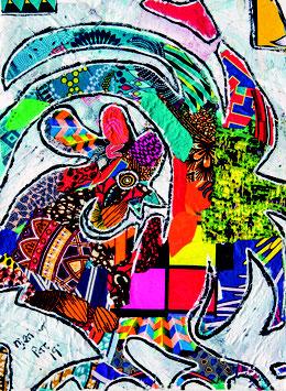 Patricia Njeri, »It's a cockerel«