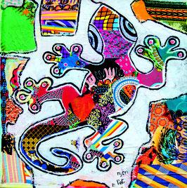 Patricia Njeri, »Little Gecko«