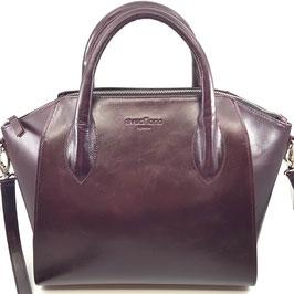 NIKOL Shopper/Business Bag, Aubergine
