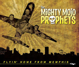 """FLYIN' HOME FROM MEMPHIS""  CD"
