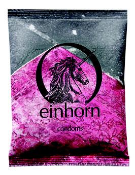Einhorn Kondome Love on the Rugs