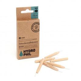 HYDROPHIL Interdentalbürsten aus Bambus - 6 Stück pro Packung
