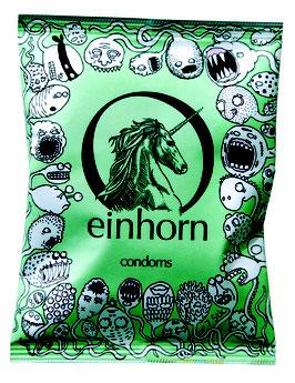 Einhorn Kondome Spermamonster