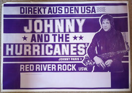 Johnny and the Hurricanes Tour-Plakat