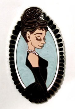 Audrey Hepburn Breakfast At Tiffany's pin