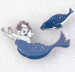 Mer-Mates two pin set seal