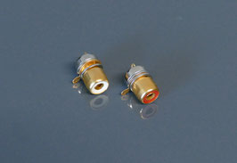 Original SME female RCA plugs