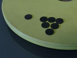 NOS TD124 main platter grommets