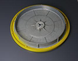 Nichtmagnetischer Teller - Original