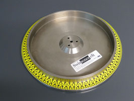 SWISSONOR # 1.0 non-magnetic main platter