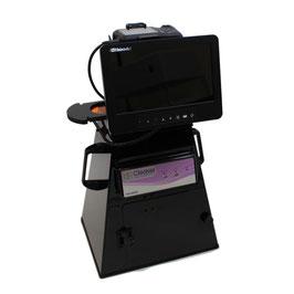 microDOC - Kompaktes Gel-Dokumentations-System mit 18-Megapixel-Digitalkamera