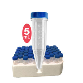 5mL Five-O™ Screw Cap MacroTubes®