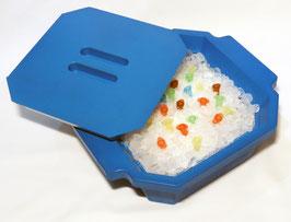 JoJo Isolierbehälter mit Deckel, Inhalt 2,5 Liter
