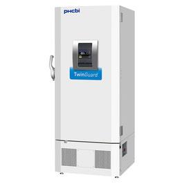 "MDF-DU502VX-PE TwinGuard Ultratiefkühlschrank -86°C, Innenvolumen 528 Ltr., 2"" Boxenkapazität 384"