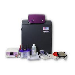 Komplettes Mini-Blotting-Paket mit chemiPRO
