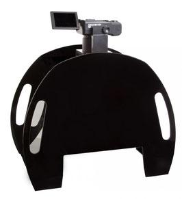 RunVIEW Gel-Dokumentationshaube mit Kamera und Filterschiebern