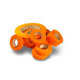 IdentiTape - Laborbeschriftungsband, Orange, Verschiedene Größen