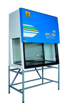 Mikrobiologische Sicherheitswerkbänke SafeFAST Premium