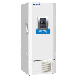 """MDF-DU502VH-PE VIP ECO Ultratiefkühlschrank -86°C, Innenvolumen 528 Ltr., 2"""" Boxenkapazität 384"""