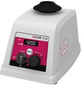 JoJo myLab® Vortex Mixer Digital