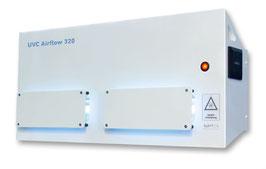 JoJo UVC AirDecon320 Luftdekontaminierer für die Wandmontage