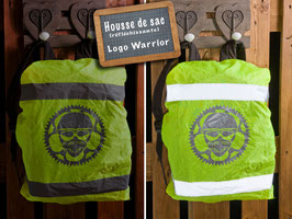 "Housse de sac - Logo ""Warrior"""