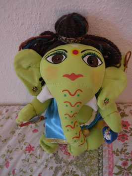 Ganesha (04 hellgrün)