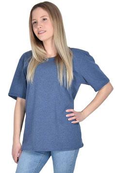 T-Shirt Unisex blau