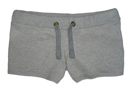 Sweatshorts Damen grau