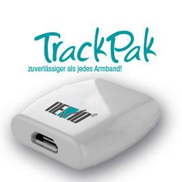 TrackPak - GRATIS  Sitz - & Aktivitätsanalyse (1 Woche)