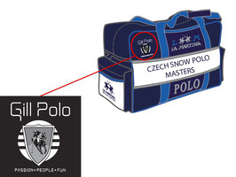 La Martina Czech Snow Polo Masters Bag for GILL POLO
