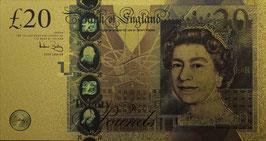 20 Pfund Banknote