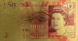 50 Pfund Banknote