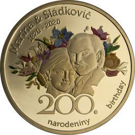 Marina & Sladkovic 200