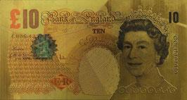10 Pfund Banknote