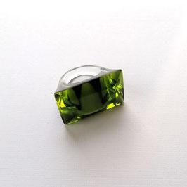 Unikatring olivgrün