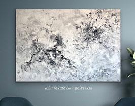 """""""Alfa e Omega"""" (140x200cm) / ALPHA AND OMEGA"""