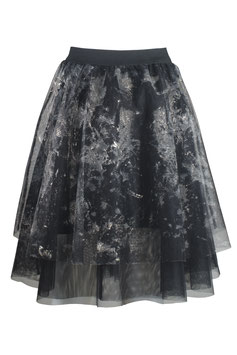 BLACK TULLE SKIRT - LIMITED EDITION