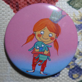 Prinzessin Rosa - Magnet
