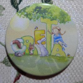 Greta - Taschenspiegel