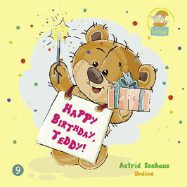 Snöggi 9: Happy Birthday, Teddy!