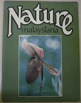 Nature malaysiana Vol.1 No.1(1976年)