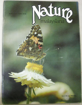 Nature malaysiana Vol.2 No.2(1977年4月)